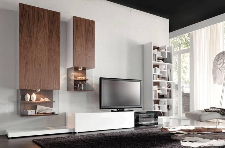 4: Salones de estilo  de Muebles Madrid decoración