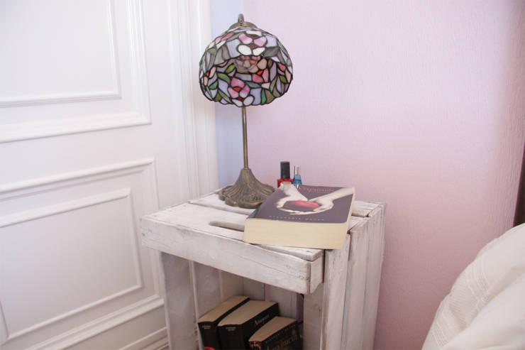 ARCE mesa cajas de fruta: Hogar de estilo  de ECOdECO Mobiliario