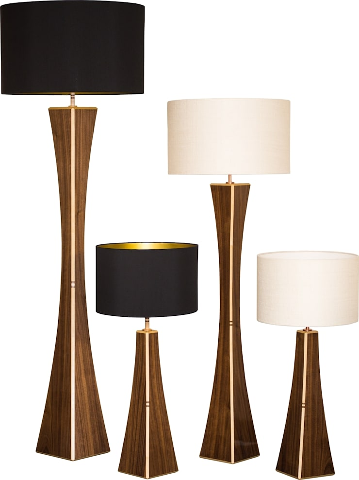 Artisan lighting collection from Storm Furniture:  Living room by Storm Furniture
