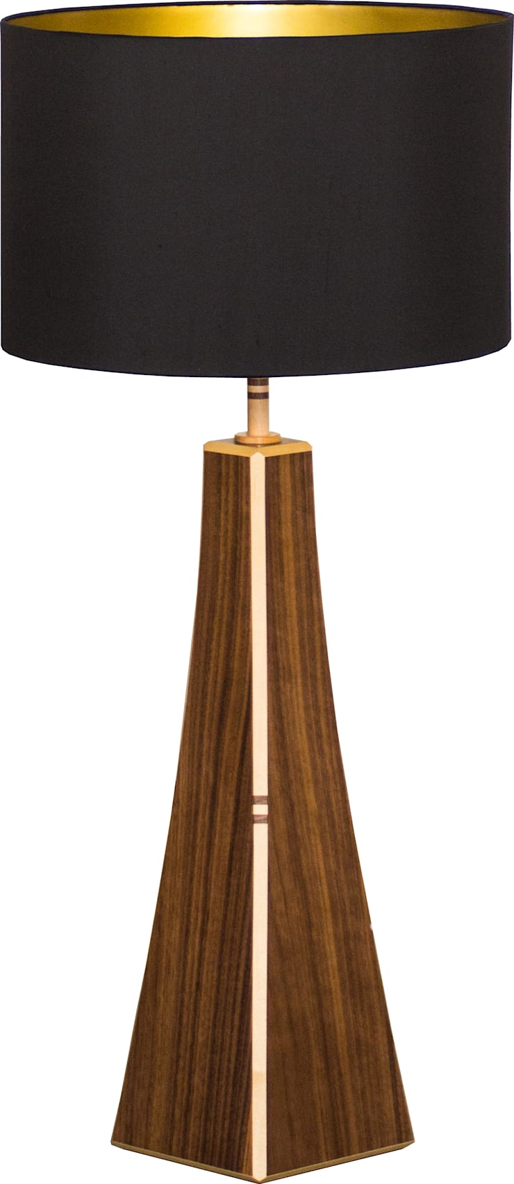 Artisan short lamp by Storm Furniture:  Living room by Storm Furniture