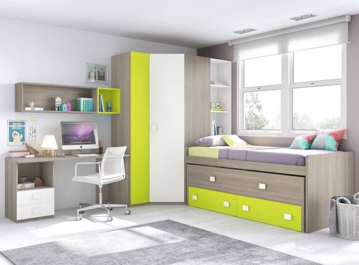 Habitación de niños: Habitaciones infantiles de estilo  de Avant Haus