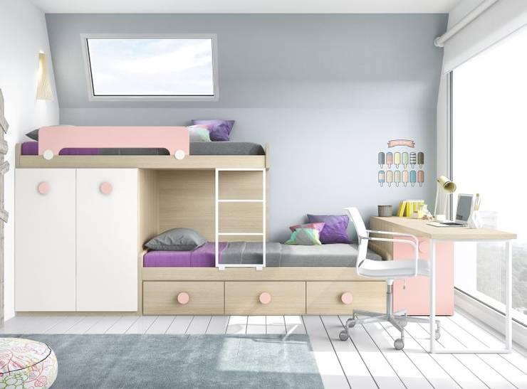 Habitaciones infantiles de estilo  por Avant Haus