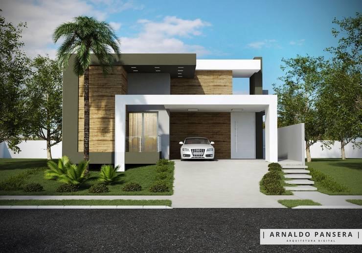 تنفيذ Arnaldo Pansera | Arquitetura Digital