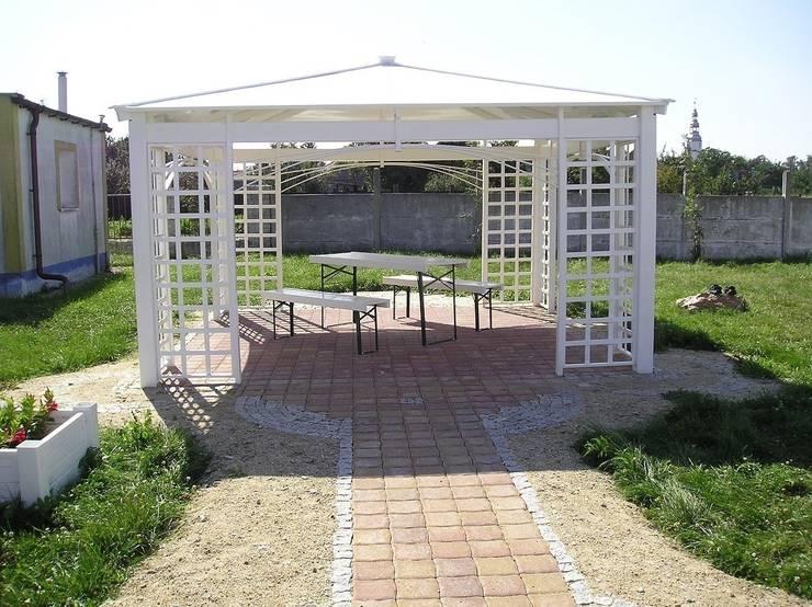 حديقة تنفيذ Ogrodzenia Radosław Sycz