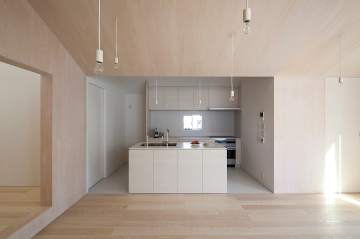 LIVING・DINNING・KITCHEN: YUCCA designが手掛けたキッチンです。