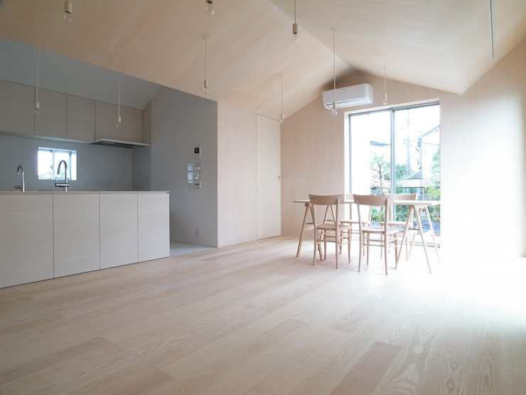 YUCCA design:  tarz Yemek Odası, Minimalist