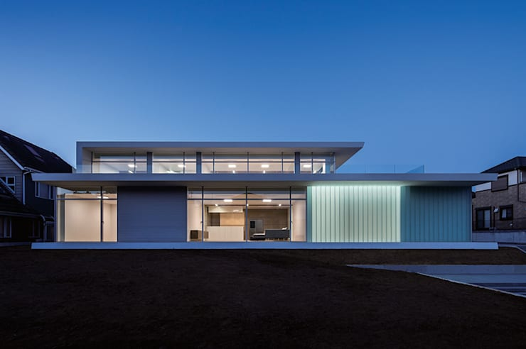 FACADE 4: YUCCA designが手掛けた家です。