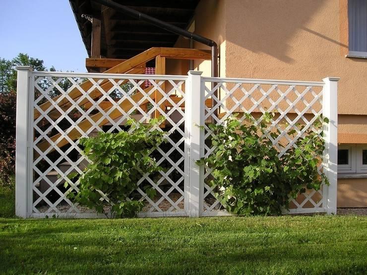 庭院 by Ogrodzenia PCV