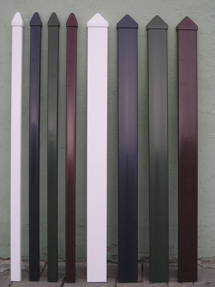 Dostępne kolory: styl , w kategorii Ogród zaprojektowany przez Ogrodzenia PCV