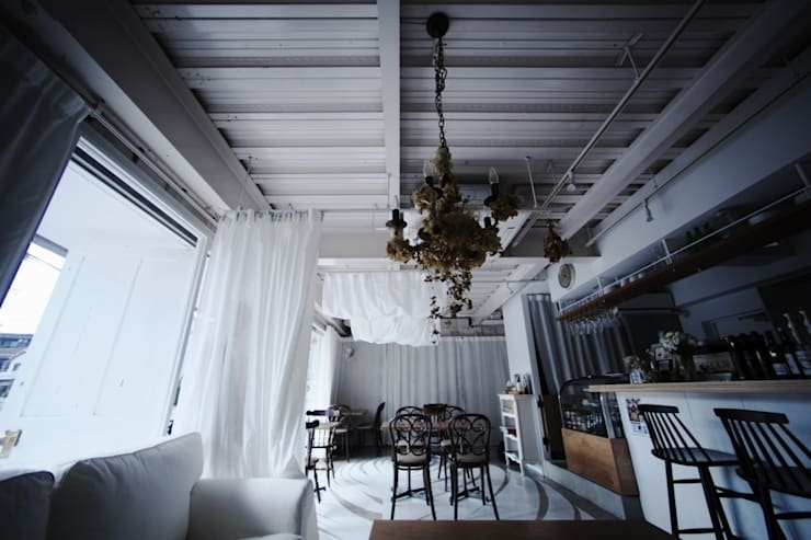 Commercial Spaces by 9, Eclectic