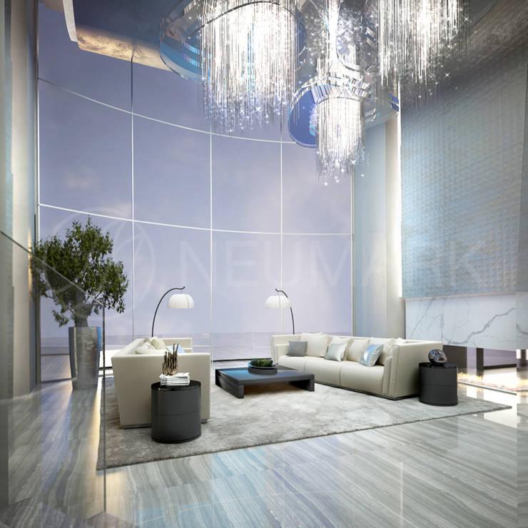 Salas de estilo  por Anton Neumark