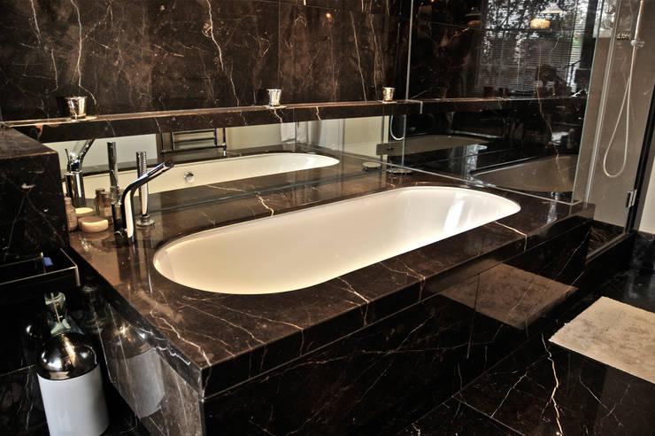 modern Bathroom by Ogle luxury Kitchens & Bathrooms