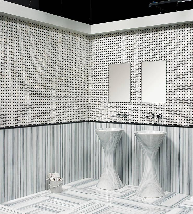 BAYYURT  – DECOZONE: klasik tarz tarz Banyo