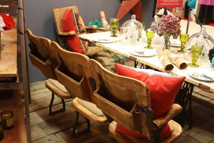 Столовые комнаты в . Автор – Little Mill House
