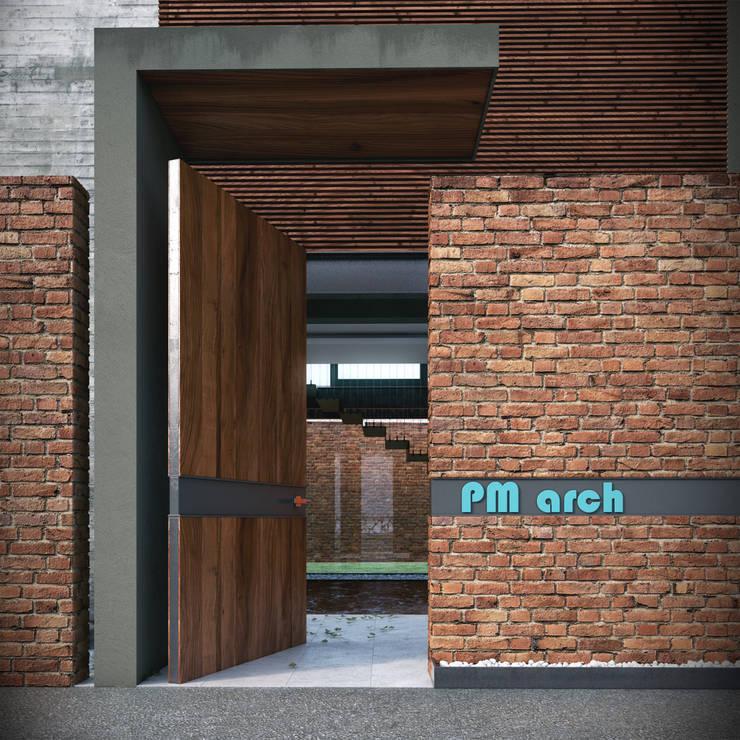 Ingreso:  de estilo  por PMarquitectura