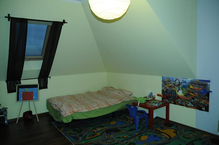 Dom z Głębokiej, home staging: styl , w kategorii  zaprojektowany przez Sceny Domowe,Klasyczny