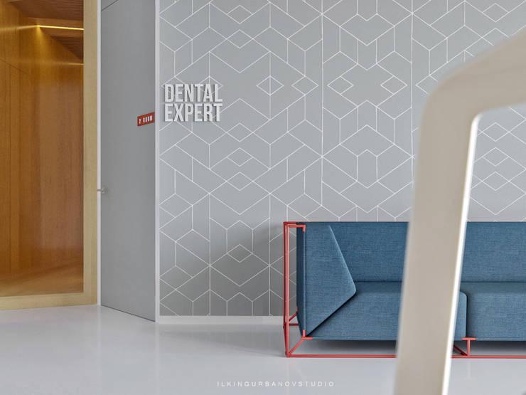 Дизайн стоматологической клиники в Баку: Больницы в . Автор – ILKIN GURBANOV Studio