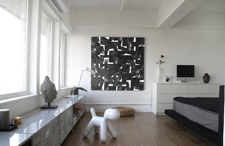 Living room by OneByNine