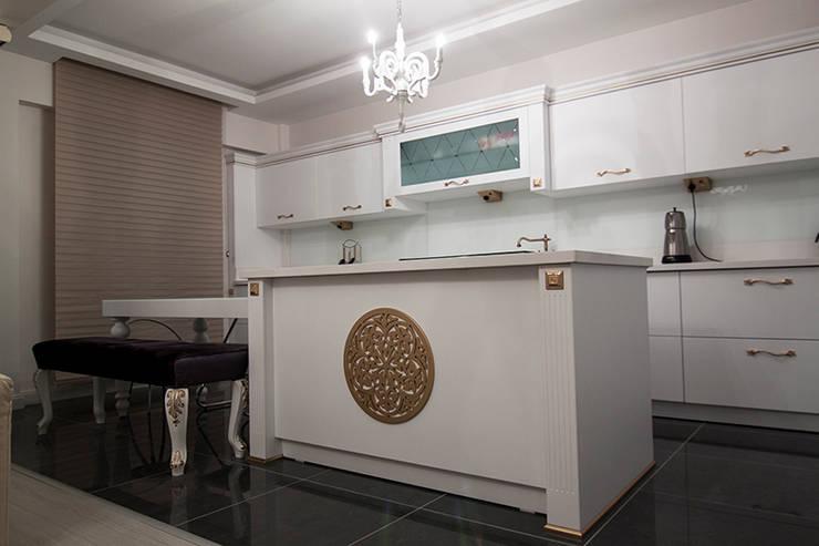 Projekty,  Kuchnia zaprojektowane przez alper_tigli