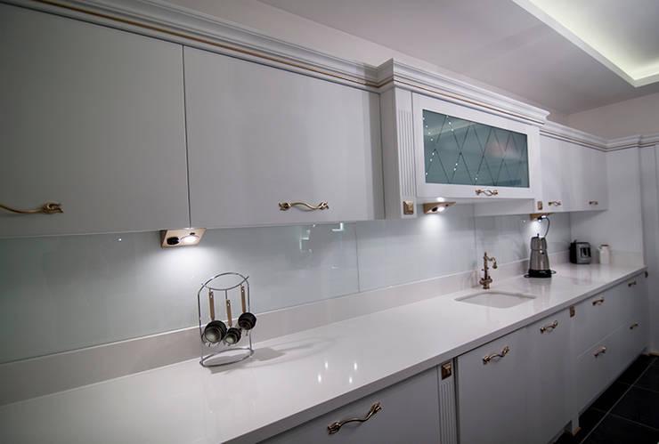 alper_tigli – DOĞU MOBİLYA ADNAN TIĞLI:  tarz Mutfak, Modern