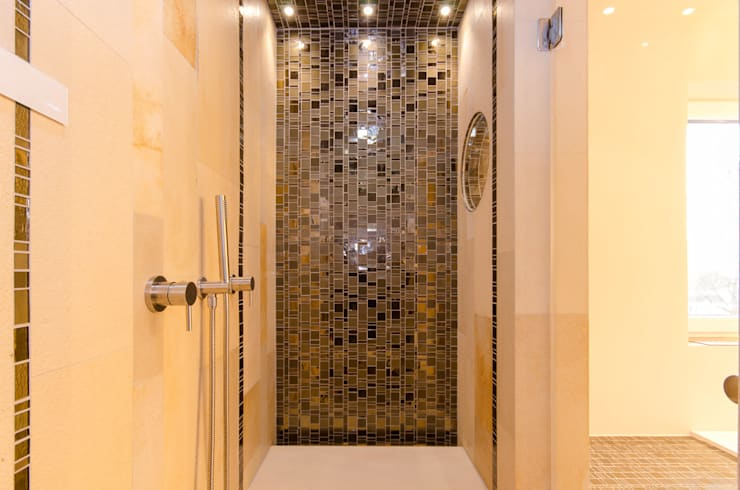 Bronzite:  Badezimmer von vivante