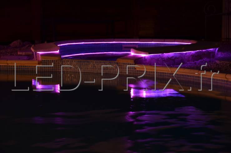 Éclairage De Piscine Et Spa: Piscine De Style Par LED PRIX.fr