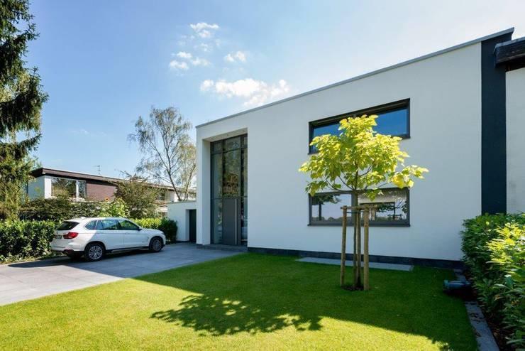 Haus C: minimalistische Häuser von K6architekten