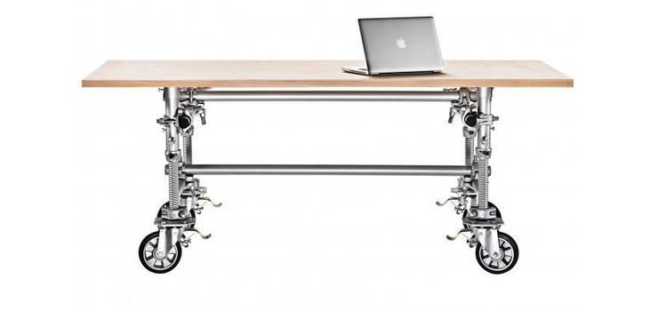 Stół S_05: styl , w kategorii Jadalnia zaprojektowany przez Nizio Interior