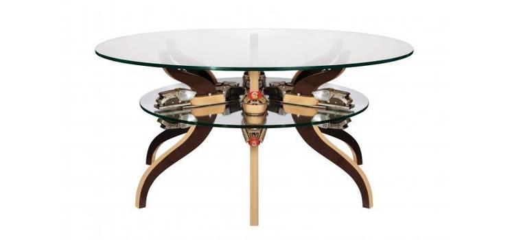 Stół S_04: styl , w kategorii Salon zaprojektowany przez Nizio Interior