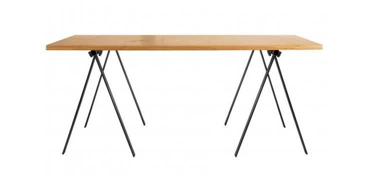Stół S_02: styl , w kategorii Jadalnia zaprojektowany przez Nizio Interior