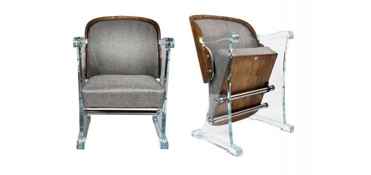 Fotel F_12: styl , w kategorii Salon zaprojektowany przez Nizio Interior