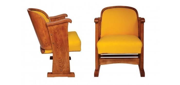 Fotel F_01: styl , w kategorii Salon zaprojektowany przez Nizio Interior