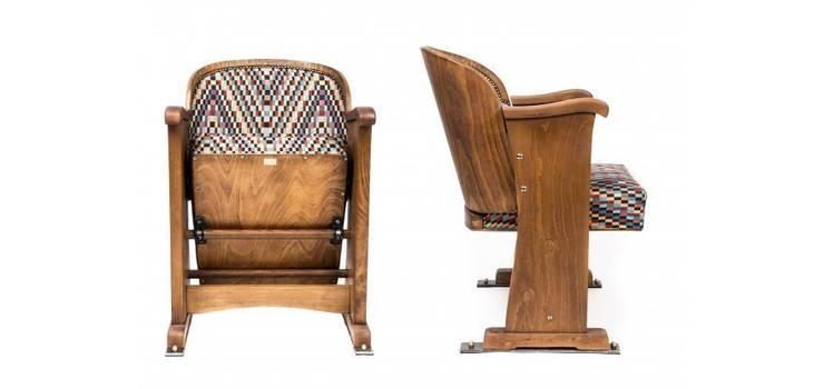 Fotel F_11: styl , w kategorii Salon zaprojektowany przez Nizio Interior