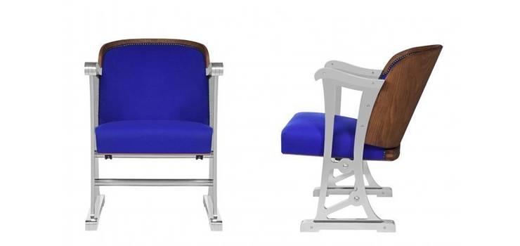 Fotel F_07: styl , w kategorii Salon zaprojektowany przez Nizio Interior
