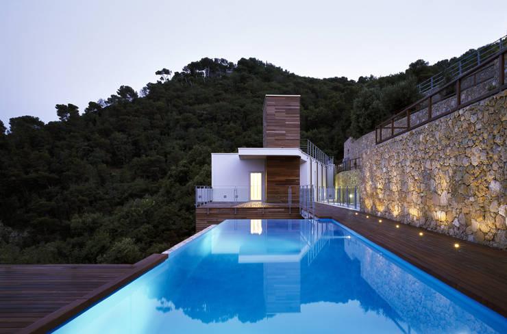 Casas modernas por marco ciarlo associati