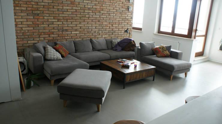 t design:  tarz Oturma Odası