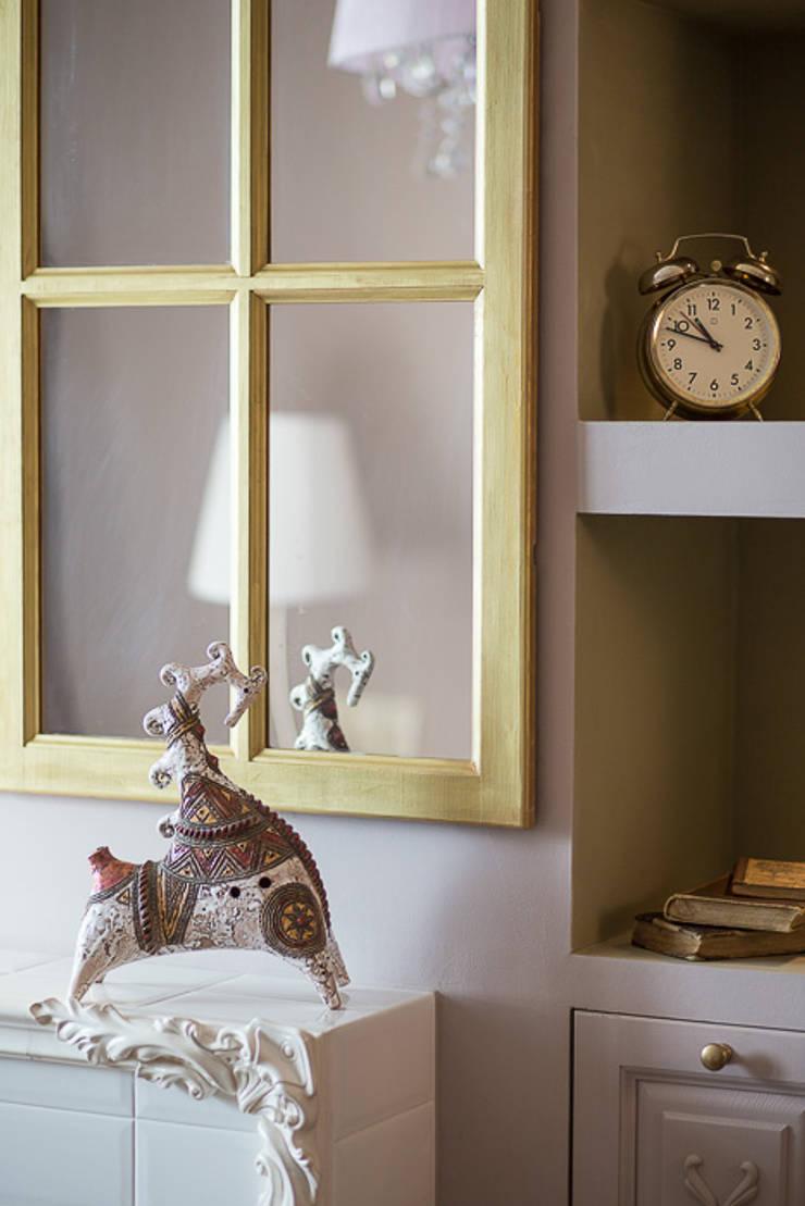 Квартира в Нижнем Новгороде: Гостиная в . Автор – Galina GSV. Галина Сторожкова