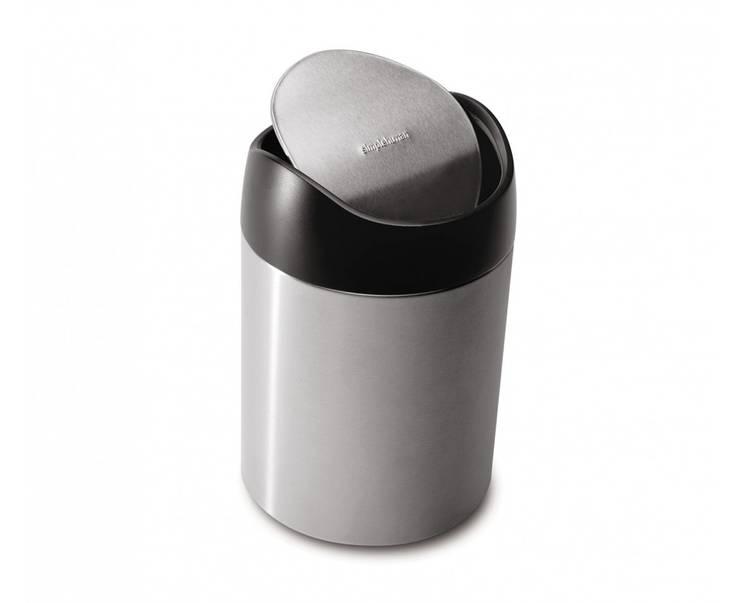 1.5 litre tabletop bin:  Household by simplehuman