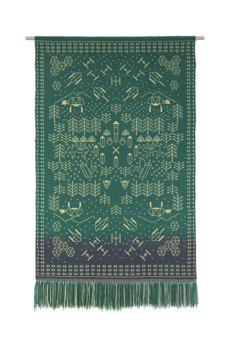 Tkanina Transition: styl , w kategorii Salon zaprojektowany przez Kosmos Project