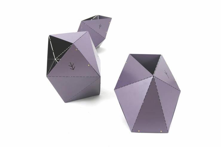 Wazy Transition: styl , w kategorii Salon zaprojektowany przez Kosmos Project
