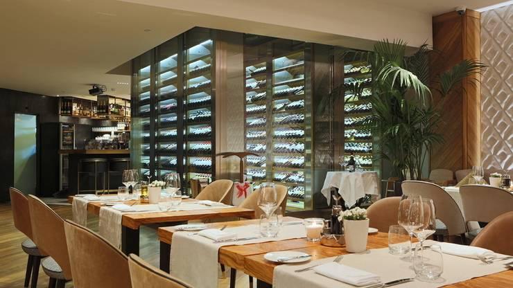 Ресторан Selfie: Бары и клубы в . Автор – Дизайн-бюро ARCHPOINT