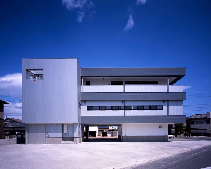 連島ビル-kurashiki-: タカオジュン建築設計事務所-JUNTAKAO.ARCHITECTS-が手掛けた家です。