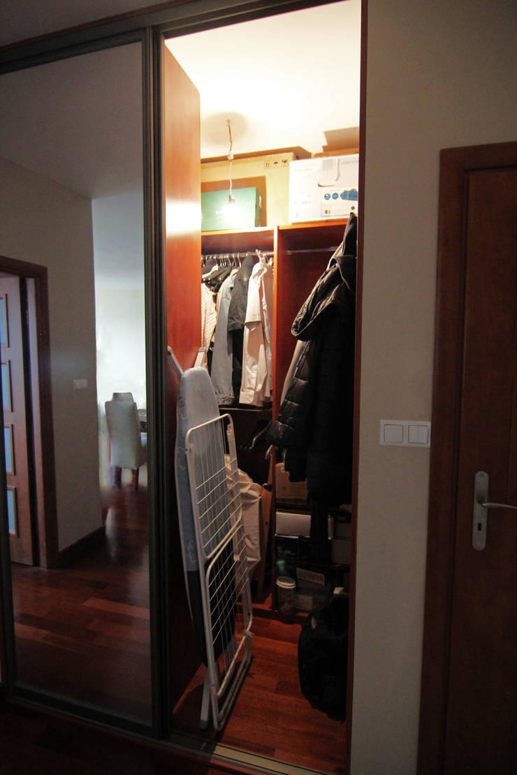 GARDEROBA PRZED METAMORFOZĄ: styl , w kategorii  zaprojektowany przez Better Home