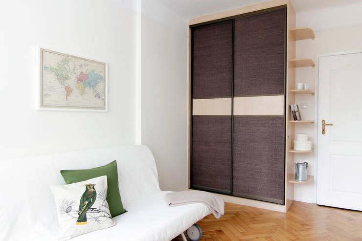 POKÓJ NR 1 PO METAMORFOZIE: styl , w kategorii Sypialnia zaprojektowany przez Better Home