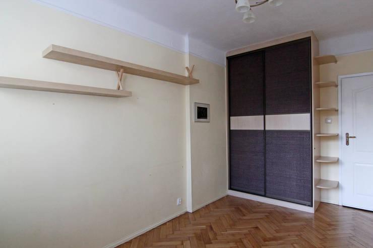 POKÓJ NR 1 PRZED METAMORFOZĄ: styl , w kategorii  zaprojektowany przez Better Home