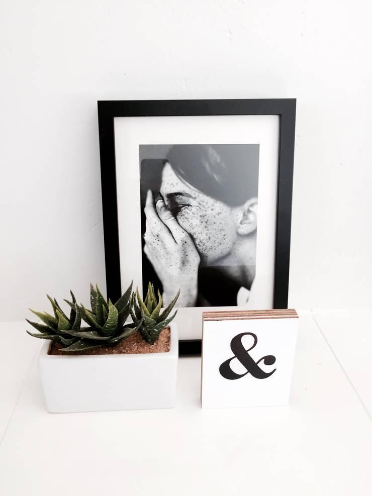Handmade photoblock:  Woonkamer door HomeCircus
