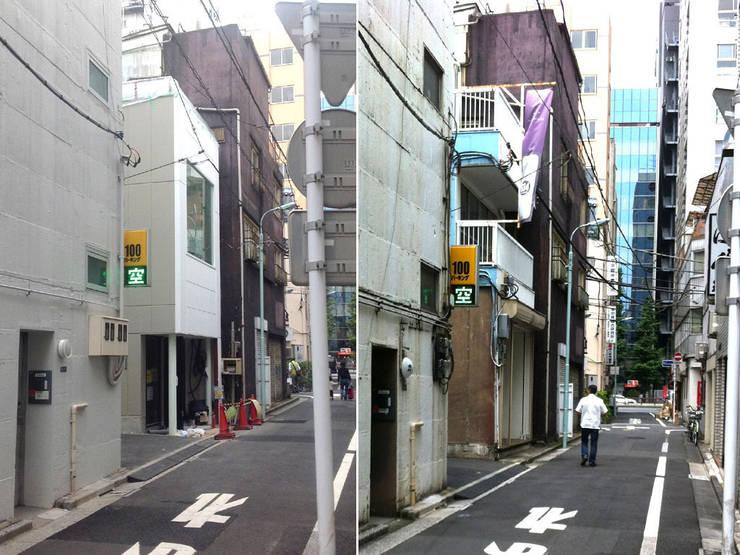 リニューアル後(左)|リニューアル前(右): 前見建築計画一級建築士事務所(Fuminori MAEMI architect office)が手掛けたです。