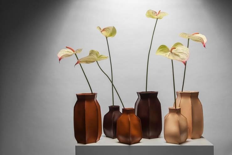 Plumber's piece:  Woonkamer door Studio Roex