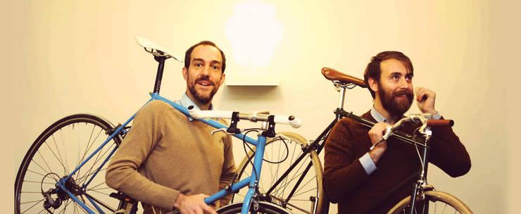 Bedenkers Patrick Jacquet en Rob De Schutter:  Gang, hal & trappenhuis door Deltareference