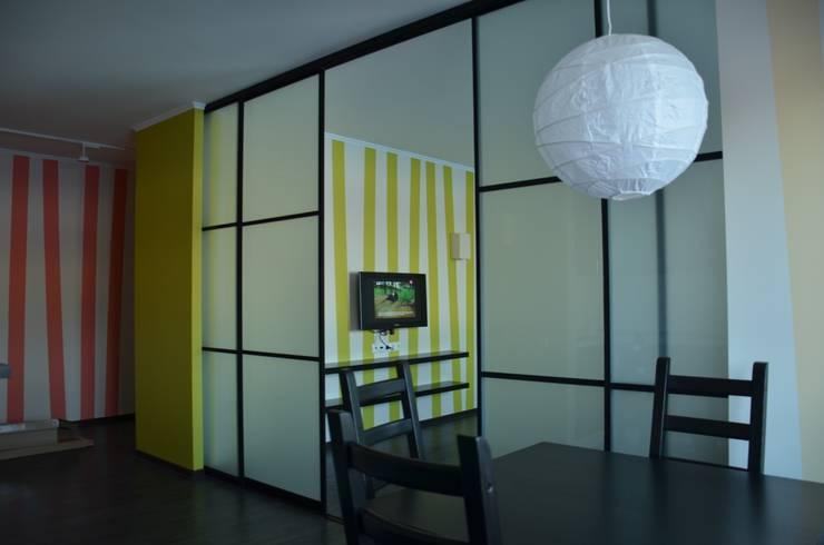 Apartments in Kommunarka: Столовые комнаты в . Автор – baboshin.com